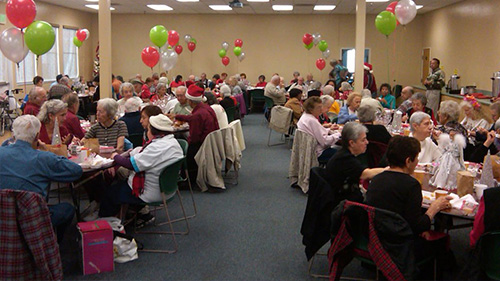 Brea Senior Center